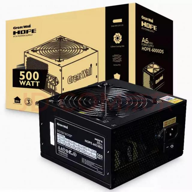 GreatWall  500W HOPE-6000DS
